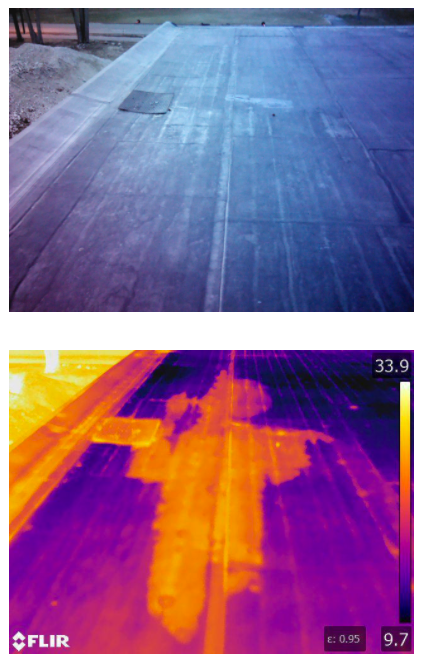 Protect your Boston, Massachusetts commercial building with a infrared moisture scan.