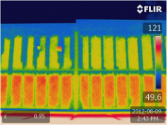Protect your Worcester, Massachusetts commercial building with a infrared blockwall scan.
