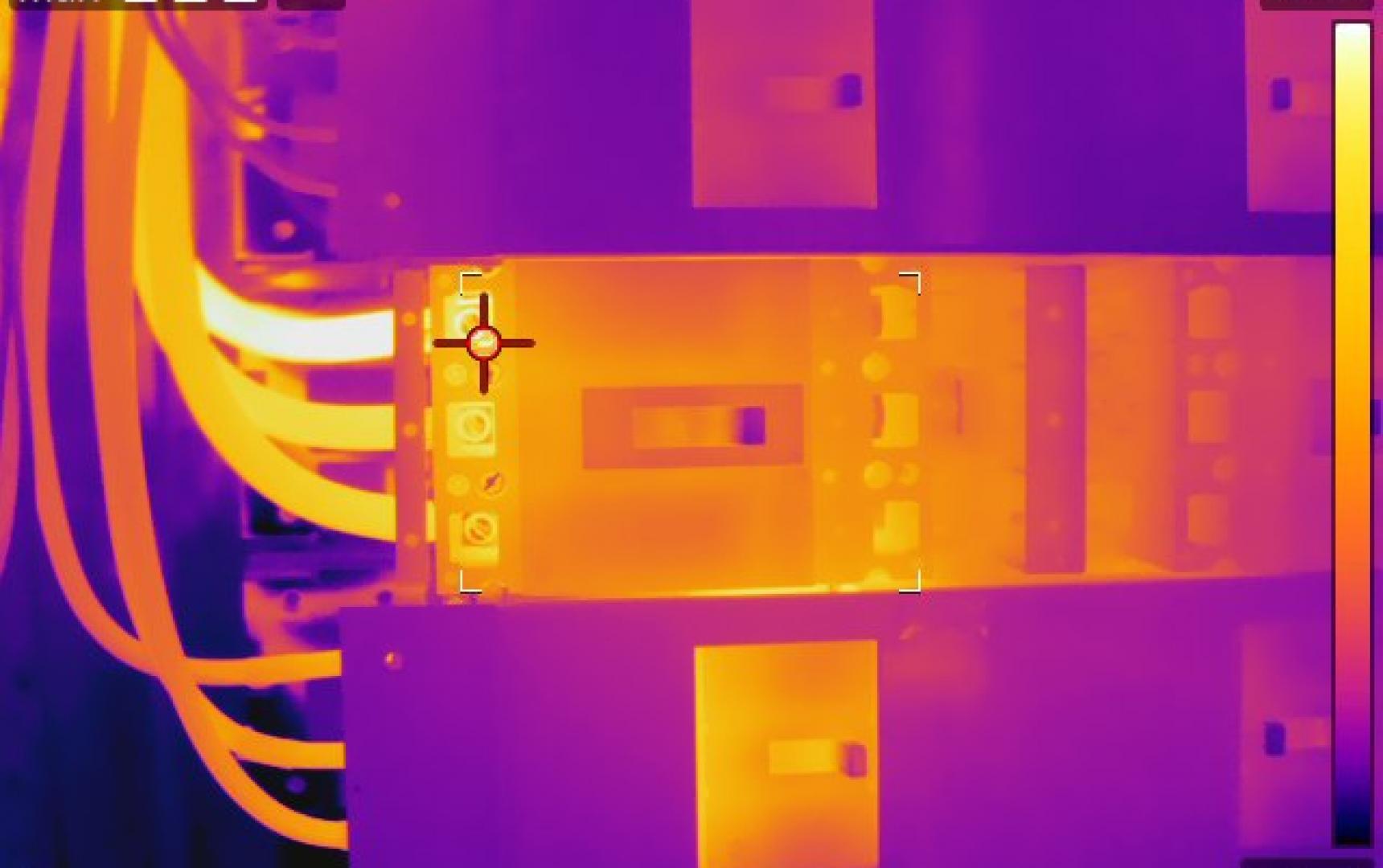 Infrared Diagnostics, infraredelectricscan, MA