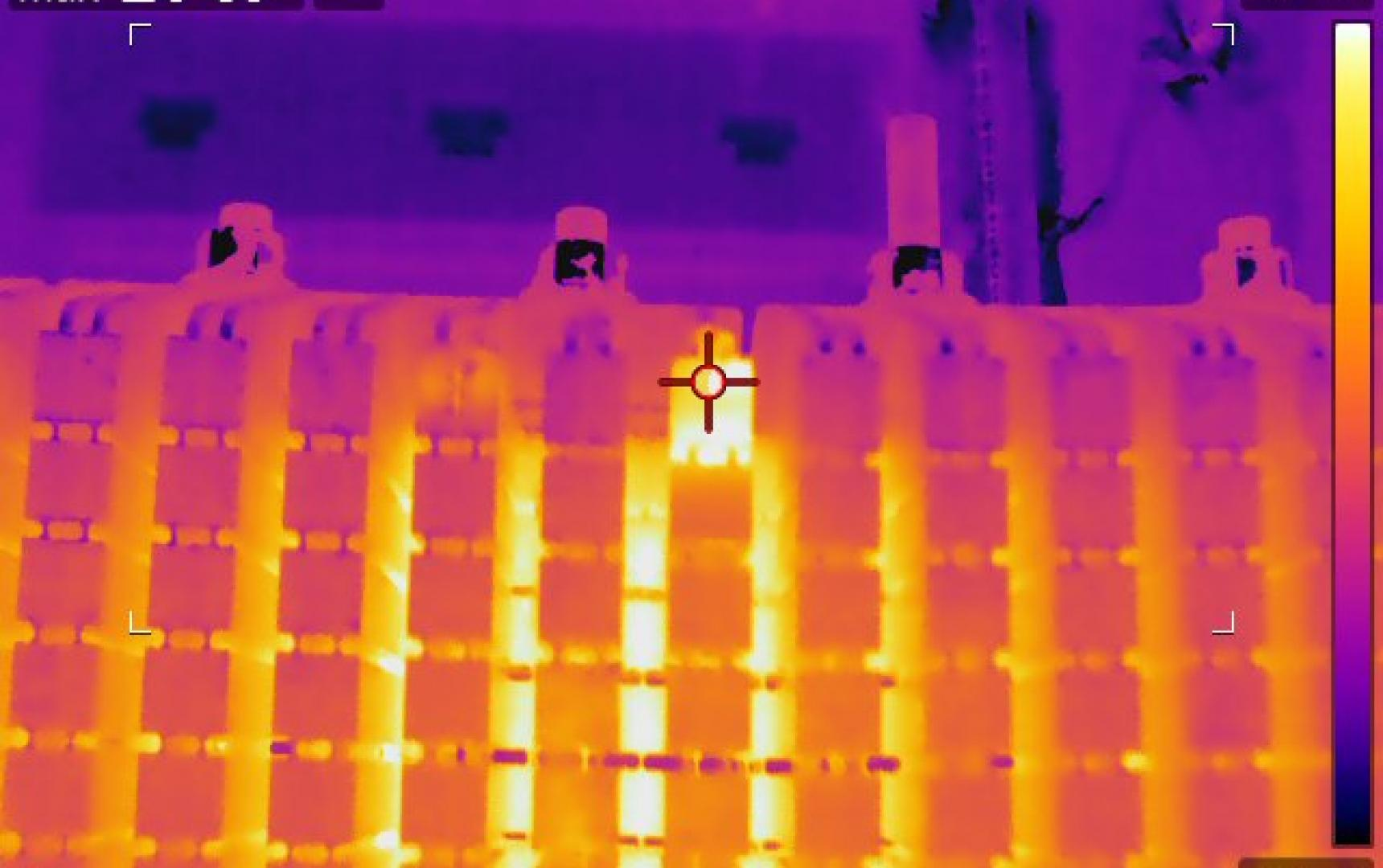 infrared core loop inspections image